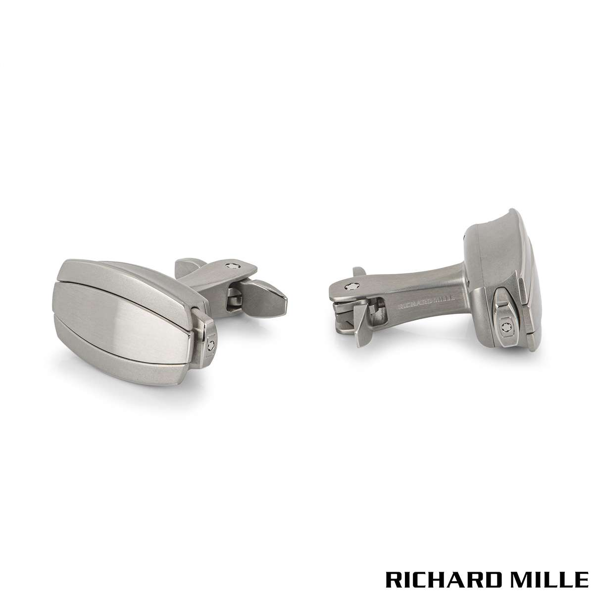 Richard Mille Titanium Automatic Cufflinks